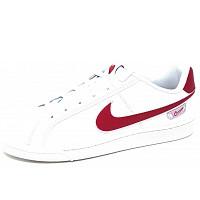 NIKE - Court Royale - Sneaker - white/red/pistachio