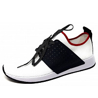 TOMMY HILFIGER - Sneaker - weiss bl rot