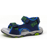 LURCHI - Brain - Sandale - blau