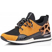 REMONTE - Sneaker - schwarz natur glitter