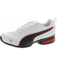 Puma - Leader VT - Sneaker - puma white/puma blk-flame