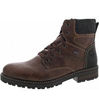 RIEKER - Boots - toffee/schwarz/grani