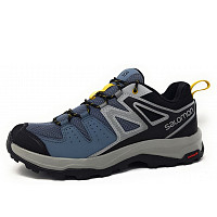 SALOMON - X Radiant - Walkingschuh - stormy weather/monument