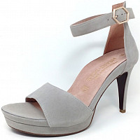 TAMARIS - Slingpumps - GREY SUEDE