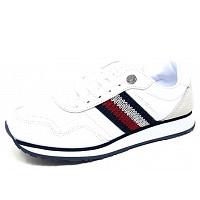 TOMMY HILFIGER - Sneaker - white