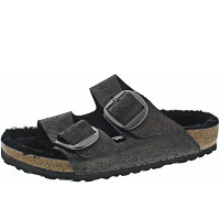 BIRKENSTOCK - Arizona BB VL - Birkenstock - wash metal antique black