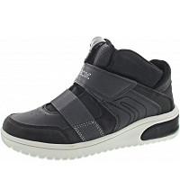 GEOX - XLED Boy - Sneaker - black