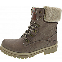 MUSTANG - Schnürstiefel - taupe