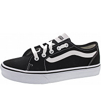 VANS - WM Filmore - Sneaker - Canvas black-true white
