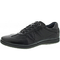 Bugatti - ERMANO - Sneaker - BLACK / BLACK
