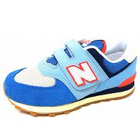 NEW BALANCE - 574 - Sneaker - blue-multi