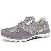 Gabor Comfort - Sneaker - altsilber/donkey