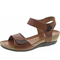TakeMe - Sandalette - tan/dk.brown
