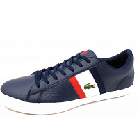 Lacoste - Sneaker - navy white red