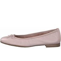 TAMARIS - Ballerinas - ROSE LEATHER