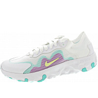 NIKE - Wmns Renew Lucent - Sneaker - white-luinous green