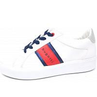 Bugatti - Kelli - Sneaker - 2030 white red