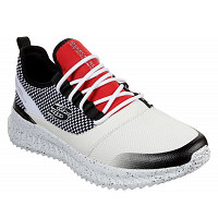 SKECHERS - Sneaker - white/ black