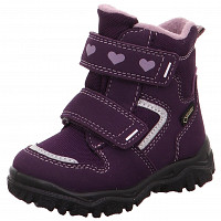 Superfit - Schuh Textil \ HUSKY1 - Stiefel - LILA