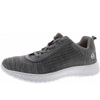Rieker - Sneaker - GRAU/JEANS