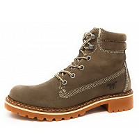 MUSTANG - Schnürstiefelette - 318 taupe