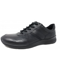 Ecco - Sambal - Sneaker - irving - black