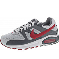 NIKE - Air Max Command - Sneaker - pure platinum-gym red