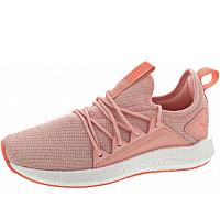 PUMA - NRGY Neko Knit - Sneaker - peach bud/puma white
