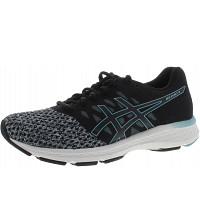 Asics - Gel-Exalt 4 - Sportschuh - black-dark grey-porcelain