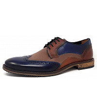 FRETZ MEN - Grenoble - Businesss Schuh - 42 navy