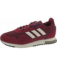 adidas - 8K 2020 - Sneaker - cburgu-alumin-cwhite