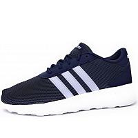 adidas - Lite Race - sportlicher Schnürer - blau