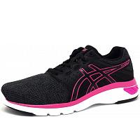 ASICS - Gel Moya MX - Sportschuh - 002 black/pink rave