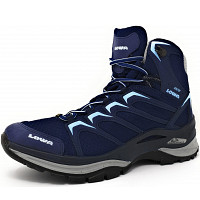 LOWA - Innox Mid WS - Wanderstiefel - blau