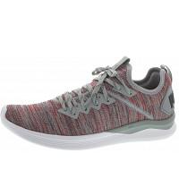 PUMA - Ingite Flash evoKnit - Sneaker - Quarry-high rist red asph