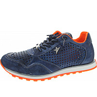 CETTI - Sneaker - navy orange