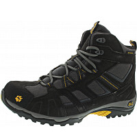 Jack Wolfskin - Vojo Hike Texapore Men - Wanderschuh - burly yellow