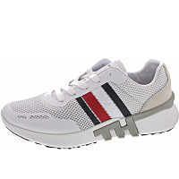 Tommy Hilfiger - Corporate TH Runner - Sneaker - white
