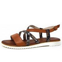 JANA - Lua - Sandale - braun