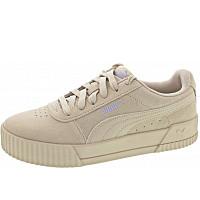 Puma - Carina - Sneaker - tapioca-tapioca-purple he