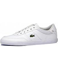 LACOSTE - Court Master - Sneaker - weiß
