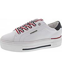TOM TAILOR - Sneaker - white