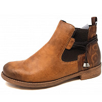 RIEKER - Stiefelette - chestnut brown