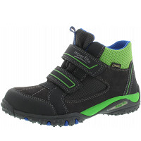 Superfit - Sport4 - Klettstiefel - charcoal multi