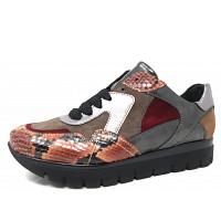 SEMLER - Silvia - Sneaker - rot multi