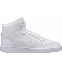 NIKE - Nike Court Borought - Sneaker - 100 weiß