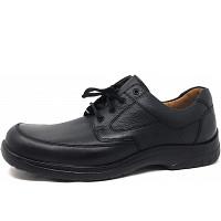 Jomos - Businesss Schuh - schwarz - LD Futter