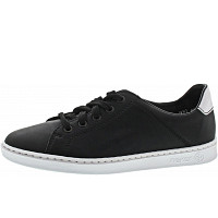 Rieker - Sneaker - schwarz-weiss