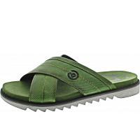 BUGATTI - Limon - Pantolette - green