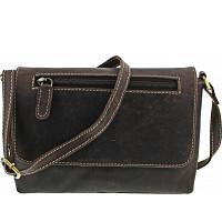 HGL Lederwaren - Damen Handtasche - Handtasche - brown